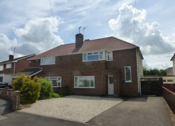 Thumbnail 3 bed semi-detached house for sale in Colebridge Avenue, Longlevens, Gloucester