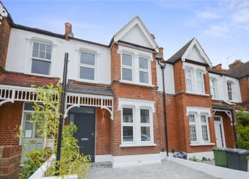 Thumbnail 4 bed terraced house for sale in Girton Road, Sydenham, London