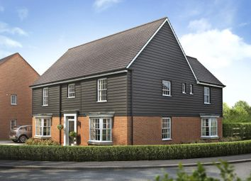"""Thumbnail 5 bed detached house for sale in """"Henley"""" at Grove Road, Preston, Canterbury"""