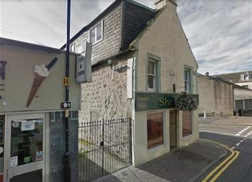 Thumbnail 2 bed flat to rent in 30A High Street, Forres