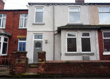 Thumbnail 3 bed terraced house for sale in Bromley Mount, Wakefield