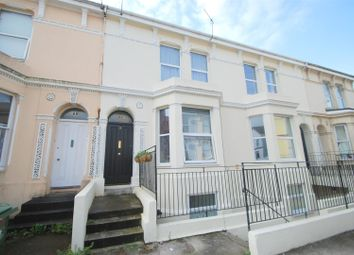 Thumbnail 1 bed flat to rent in Eton Terrace, Plymouth