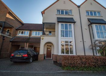 Thumbnail 4 bedroom terraced house for sale in Lankester Square, Oxted