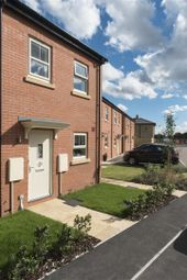 Thumbnail 2 bedroom town house for sale in Hengist Vale, Sherburn In Elmet, Leeds