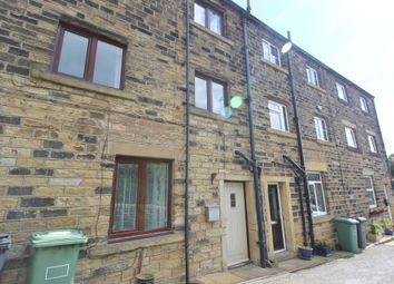 Thumbnail 3 bed terraced house for sale in Cuckoo Lane, Honley, Holmfirth