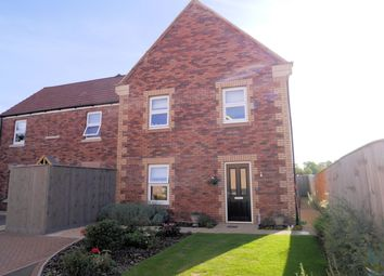 Thumbnail 3 bedroom semi-detached house for sale in Bluebell Close, Downham Market