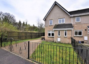 Thumbnail 3 bedroom terraced house for sale in Targe Wynd, Stirling