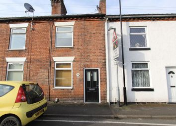 Thumbnail 2 bed terraced house to rent in Tunley Street, Stone