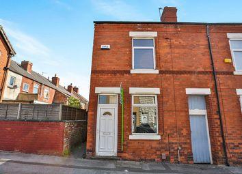 Thumbnail 2 bedroom terraced house for sale in Glebe Street, Hucknall, Nottingham