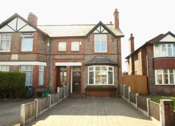 Thumbnail 3 bed end terrace house for sale in Grove Lane, Timperley, Altrincham
