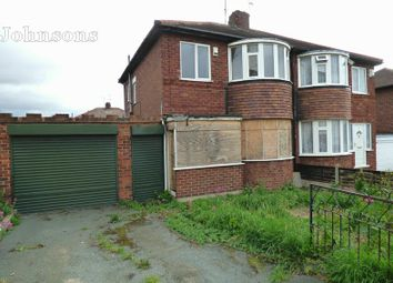 Thumbnail 3 bed semi-detached house for sale in Cambria Drive, Balby, Doncaster.
