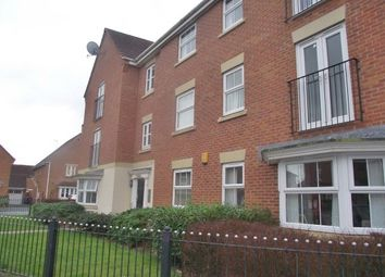 Thumbnail 2 bed flat to rent in Rockford Gardens, Great Sankey, Warrington