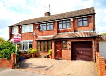 Thumbnail 4 bed semi-detached house for sale in Northfield Drive, Woodsetts, Worksop