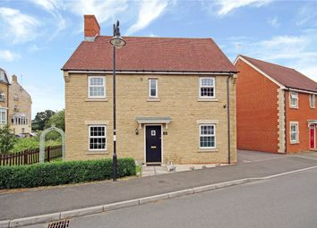 Thumbnail 4 bed detached house for sale in Prospero Way, Haydon End, Swindon, Wiltshire