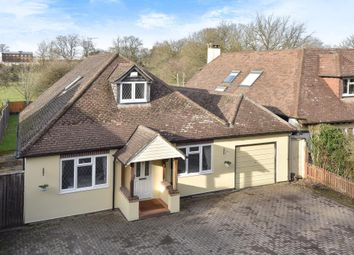 Thumbnail 4 bed detached house for sale in Bisley, Surrey
