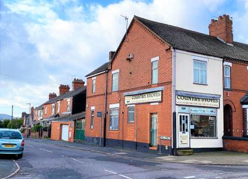 Office for sale in 1 &1A King Street, Cross Heath, Newcastle-Under-Lyme, Staffordshire ST5