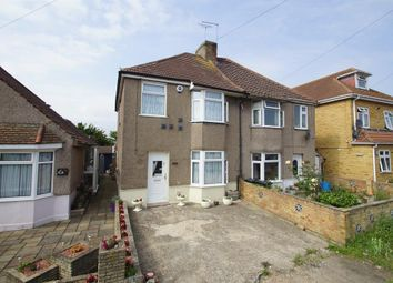 Thumbnail 3 bed semi-detached house for sale in The Brent, Dartford