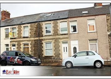 Thumbnail 8 bed detached house to rent in Treherbert Street, Cardiff