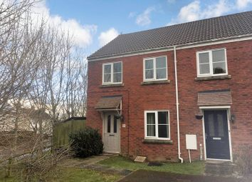 Thumbnail 2 bed terraced house for sale in Prince Philip Close, Chard