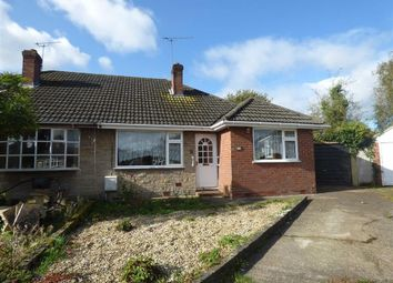 Thumbnail 3 bedroom semi-detached bungalow for sale in Ferndale Close, Weston, Crewe