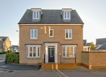 4 bed detached house for sale in Hanslope Close, Papworth Everard, Cambridge CB23