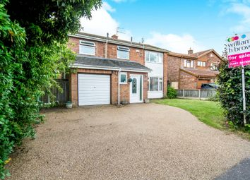 Thumbnail 4 bedroom detached house for sale in Brasenose Avenue, Gorleston, Great Yarmouth