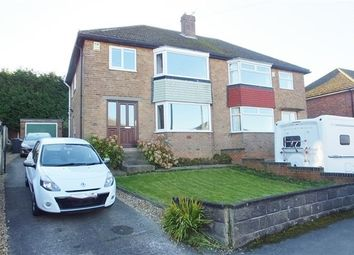 Thumbnail 3 bed semi-detached house for sale in Middleton Avenue, Dinnington, Sheffield
