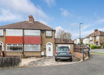 Thumbnail 3 bed semi-detached house for sale in Hillview Road, Sutton