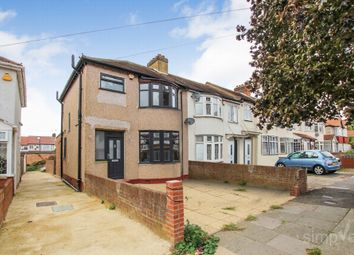 Thumbnail 2 bed end terrace house for sale in Rutland Road, Southall
