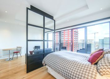 Thumbnail Studio for sale in Modena House, City Island, Canning Town