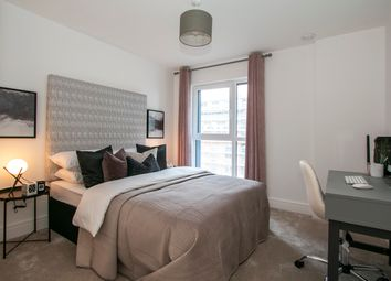 Thumbnail 1 bedroom flat for sale in Radcliffe Road, Southampton