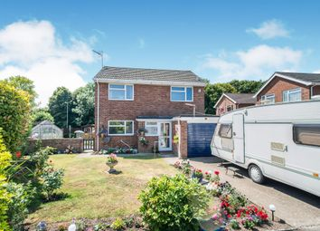 3 bed detached house for sale in Hazel Close, Andover SP10