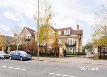 Thumbnail 2 bed flat for sale in Thyme Court, 205 Holders Hill Road, Mill Hill, London