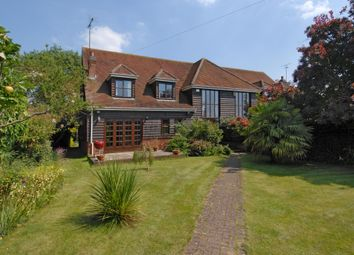 Thumbnail 4 bed barn conversion to rent in Badgers Barn, Common Road, Dorney Common, Windsor, Berkshire