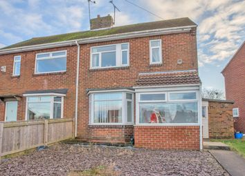 Thumbnail 2 bed semi-detached house for sale in Taylor Avenue, Wideopen, Tyne And Wear