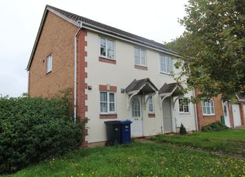 Thumbnail 2 bed semi-detached house to rent in Sovereign Drive, Branston, Burton-On-Trent