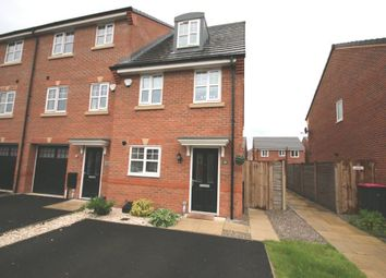 Thumbnail 3 bedroom end terrace house for sale in Roseway Avenue, Cadishead, Manchester
