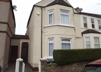 Thumbnail 1 bed end terrace house for sale in Piedmont Road, Plumstead