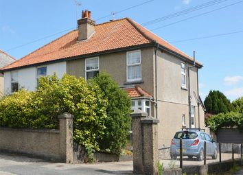 Thumbnail 4 bed semi-detached house for sale in Penrose Road, Falmouth