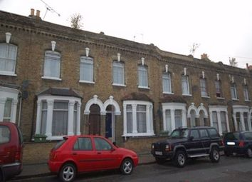 Thumbnail 3 bed flat to rent in Marmont Road, London