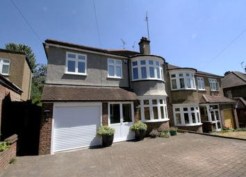 Thumbnail 5 bed semi-detached house for sale in Murray Avenue, Bromley