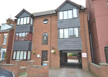 Thumbnail 2 bed flat for sale in Horsley House, Felix Road, Felixstowe