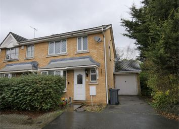 3 bed semi-detached house for sale in Missenden Close, Feltham, Middlesex TW14