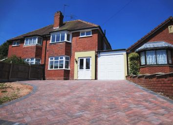Thumbnail 3 bed semi-detached house to rent in Sunnybank Road, Oldbury
