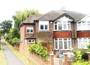 Thumbnail 3 bed duplex to rent in Greystoke Park Terrace, London