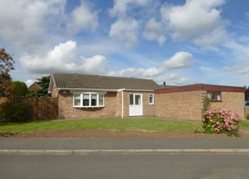 Thumbnail 3 bed detached bungalow for sale in Beacon Hill Drive, Hucknall, Nottingham