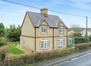 Thumbnail 4 bed detached house for sale in Foresters, Bicester Road, Oakley, Aylesbury