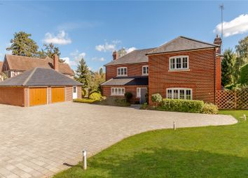 Thumbnail 5 bed detached house for sale in Crowsley Road, Shiplake, Henley-On-Thames, Oxfordshire