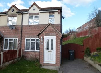 Thumbnail 2 bed semi-detached house to rent in Poplar Grove, Lundwood, Barnsley