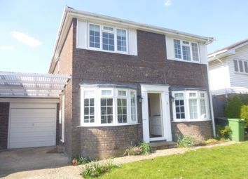Thumbnail 4 bed detached house to rent in Govett Grove, Windlesham